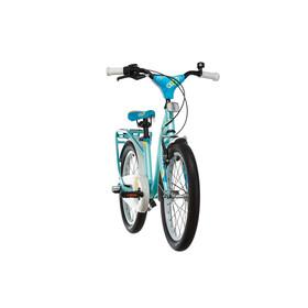 s'cool niXe 18 3-S - Vélo enfant - alloy bleu/turquoise